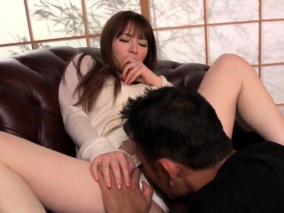 Top Japanese porn on the couch - More at JavHD.net