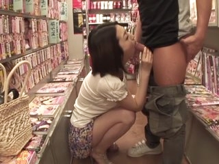 Hottest Japanese girl Ran Minami in Fabulous JAV uncensored Blowjob scene