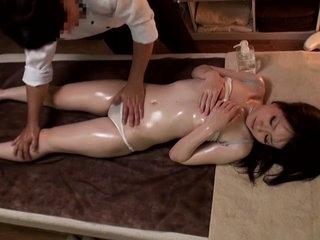 Marin Aono, Rena Takahashi 2, Konomi Narushima, Nagisa Kiritani in Asian Teens Erotic Massage part 4.1