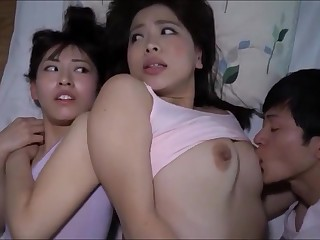 2 Asian Teen Sleeping p2