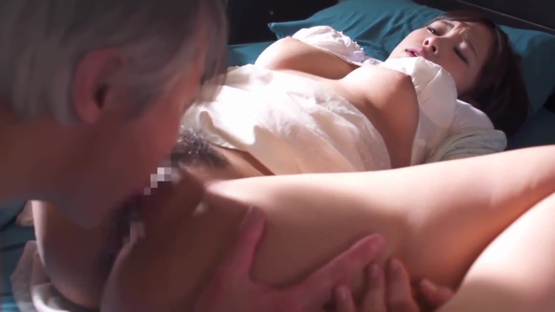 Housewife has sex with father-in-law
