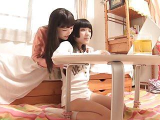 Shuri Atomi Dominates Lesbians 11